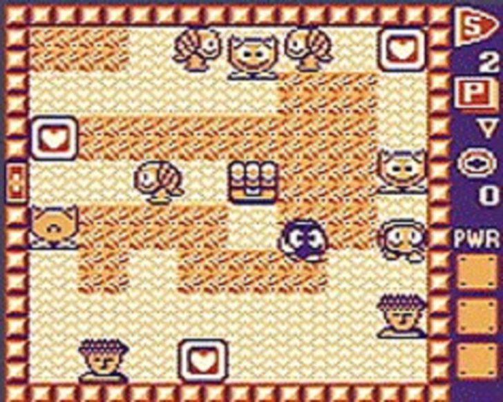 ゲームボーイ ロロの大冒険