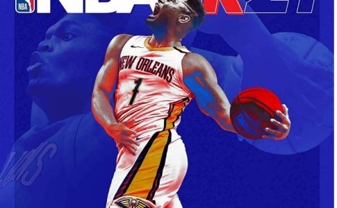 プレイステーション5『NBA 2K21』