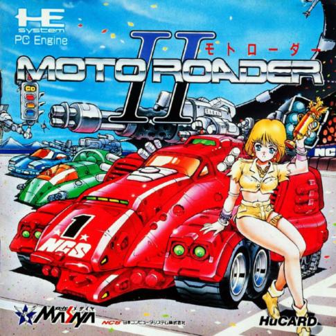 PCエンジン版『モトローダー2』