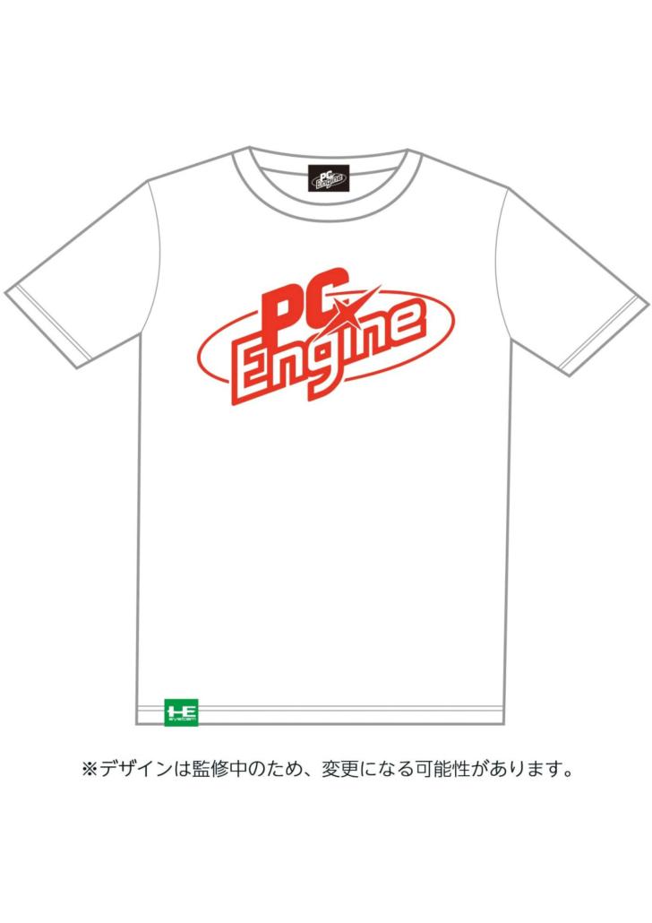 DOTLIKE SP/PCエンジン Tシャツ